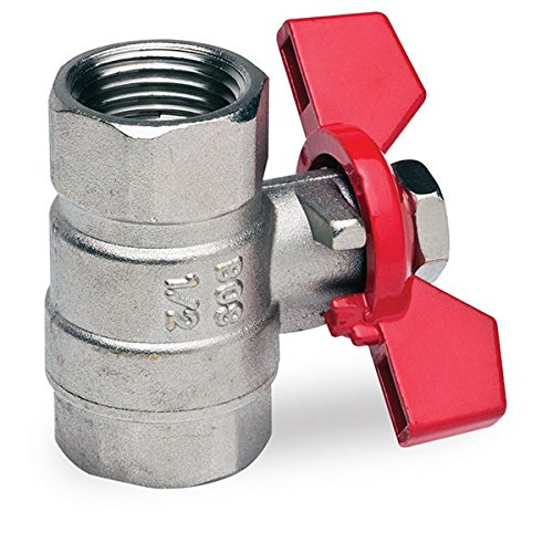 Eastwood 3/8 in. Ball Valve for Dual Blaster for Mixing Valve Assembly