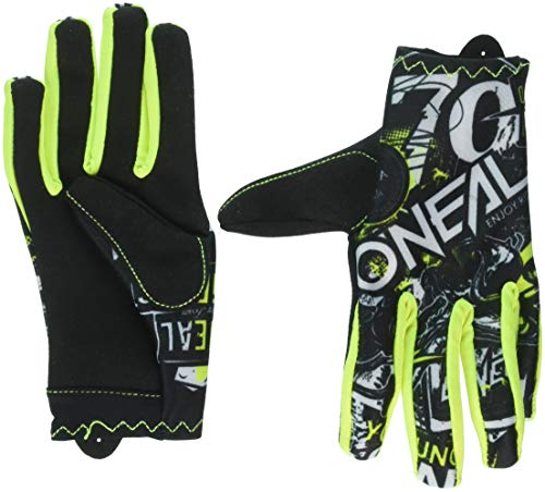 O'NEAL MATRIX Youth Glove ATTACK black/hi-viz XL/7