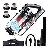 Handheld Vacuum Cleaner, 150W 7kpa Suction Handheld Vacuum Cordless, Cyclonic Vacuum Cleaner