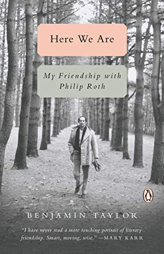 Image of Here We Are: My Friendship with Philip Roth