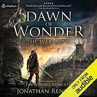 Dawn of Wonder cover art