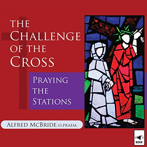The Challenge of the Cross audiobook cover art