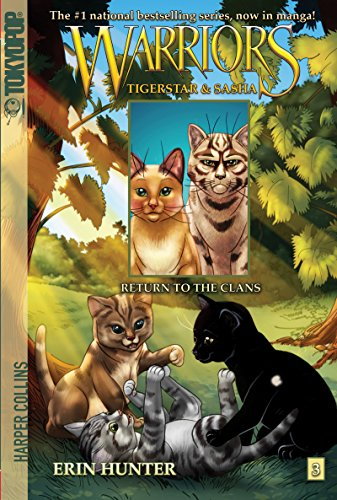 Warriors: Tigerstar and Sasha #3: Return to the Clans (Warriors Graphic Novel) (English Edition)