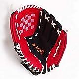 Baseball Softball Glove Tball Baseball Gloves Ball Glove and Ball Se Adult Kids Youth Glove Sports Baseball Fielding Glove Left-Hand Glove for The Beginning 9.5, 10.5, 11.5, 12.5Inches