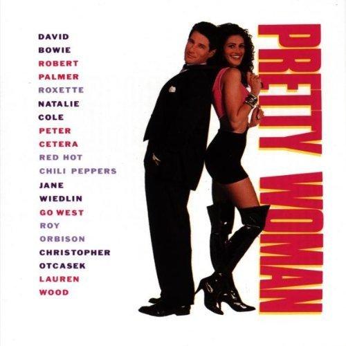 Pretty Woman (1990 Film) Soundtrack Edition by Natalie Cole, David Bowie, Go West, Jane Wiedlin, Roxette, Robert Palmer, Peter (1990) Audio CD