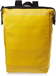 Calvin Klein Backpack Unisex-Yellow