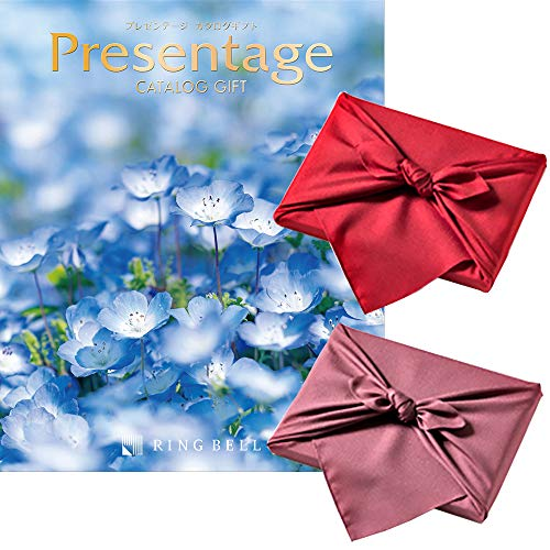 CONCENT 【風呂敷包み】リンベル Presentage(プレゼンテージ)カタログギフト FORTE〔フォルテ〕