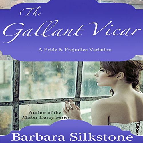 The Gallant Vicar audiobook cover art