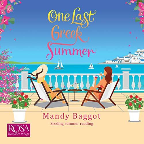 Couverture de One Last Greek Summer