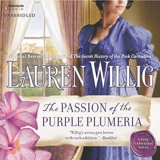 The Passion of the Purple Plumeria audiobook cover art