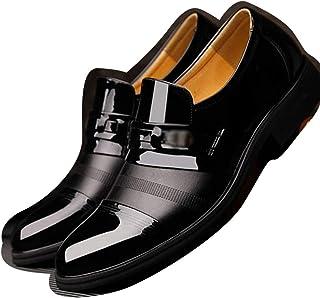 Dingziyue Scarpe da uomo, Sandali, Uomo Business Dress Shoes, Estate Scarpe Hollow (Colore: Nero Rete, Taglia : 46)