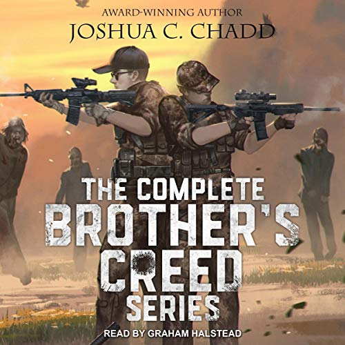 The Complete Brother's Creed Box Set audiobook cover art