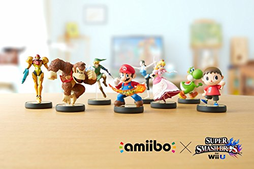amiibo Smash Mario Figur - 5