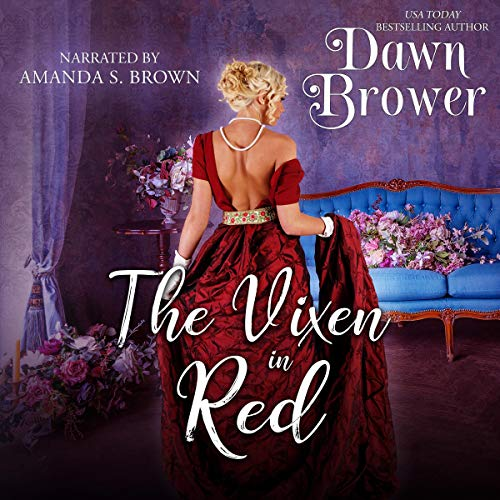 The Vixen in Red cover art
