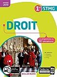 Droit 1re STMG - Le programme en 10 situations