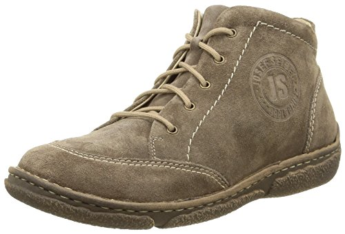 Josef Seibel Damen Neele 01 High-Top, Grau (310 Taupe), 40 EU