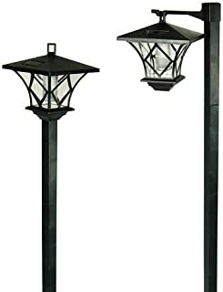 Best solar powered vintage garden lamp Reviews
