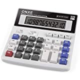 Calculator, ONXE Standard Function Scientific Electronics Desktop Calculators,...