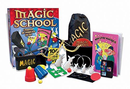Megagic - 100 D - Déguisements et Imitations - Magic School +100 Tours + DVD