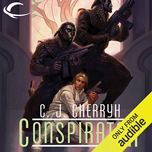 Conspirator  By  cover art
