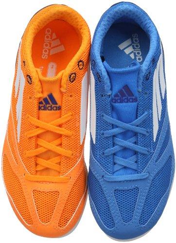 adidas Arriba 4 XJ M22043 Unisex-Kinder Laufschuhe, Mehrfarbig (Solar Blue2 S14 / Running White Ftw / Solar Zest), EU 36 (UK 3.5)