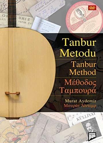 Tanbur Method Tanbur Metodu in Englisch, Türkisch und Griechisch mit DVD