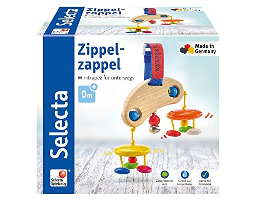 Selecta 61043 zippel Zappel Multicolore