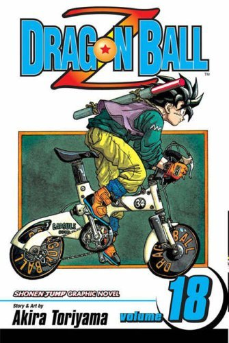 Dragon Ball Z, Vol. 18: Gohan vs. C…