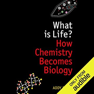 What Is Life? audiobook cover art