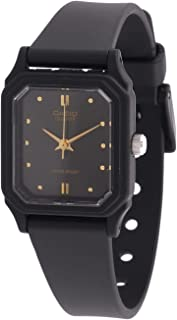 Casio Women's Black Dial Resin Analog Watch - LQ-142E-1ADF