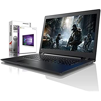 Lenovo (15,6 Zoll) HD+ Notebook (Intel Celeron® N4000 Dual Core | 8GB DDR4 | 256GB SSD | Intel HD 600 | HDMI | Webcam | Bluetooth | USB 3.0 | WLAN | Win 10 Prof 64 Bit) #6499