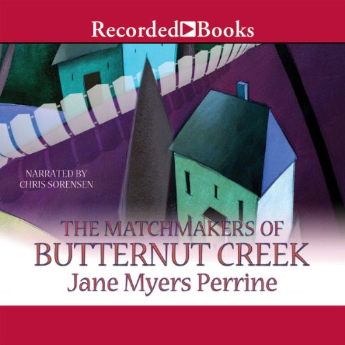 The Matchmakers of Butternut Creek audiobook cover art