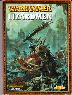 Warhammer Lizardmen Armies Book