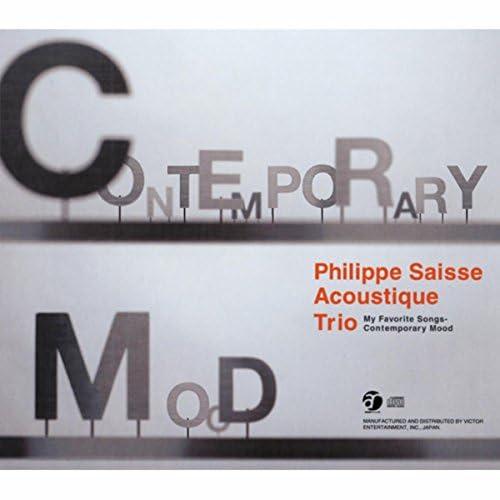 Philippe Saisse Acoustique Trio