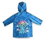 Jujak My Little Pony Raincoat Plastic Waterprrof Girls Blue