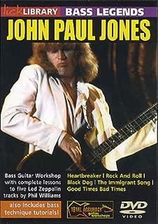 Bass Legends - John Paul Jones