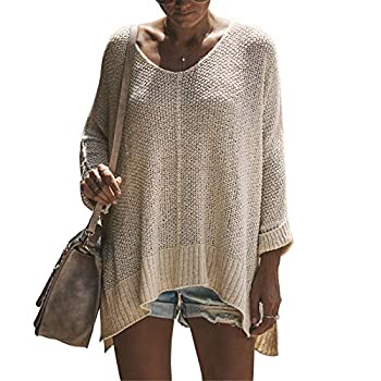 Best loose knitted sweaters Reviews