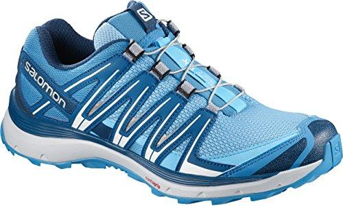 Salomon Xa Lite Damen Traillaufschuhe, Blau (Aquarius/hawaiian Surf/poseidon), 36 2/3 EU