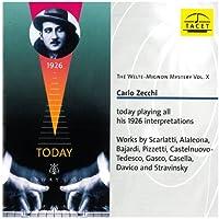 Vol. 10-Welte-Mignon Mystery (Carlo Zecchi Today P
