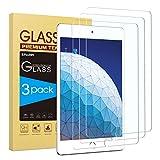 Screen Protector for iPad Air 3, [3 Pack] SPARIN 9H Premium...