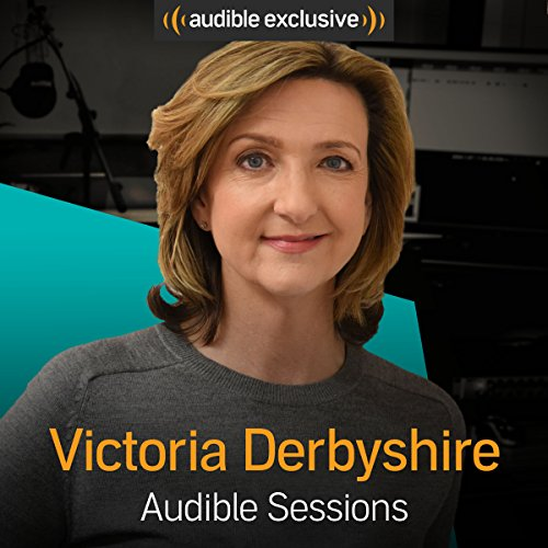 Victoria Derbyshire audiobook cover art