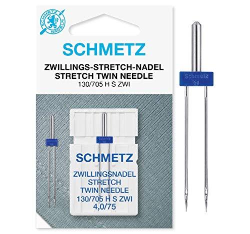 SCHMETZ Aguja elástica para máquina de Coser de 4 x 75 cm.