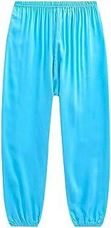 Eastery Luce Uomo Donna Harem Pants di Lunghi Bloomers dei Pantaloni Stile Semplice Estivi di Yoga Pantaloni Pantaloni Cas...