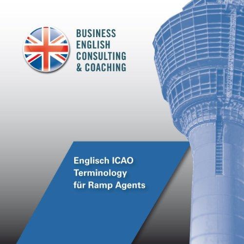 Englisch ICAO Terminology für Ramp Agents Titelbild