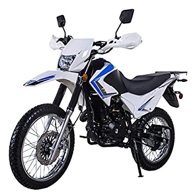 X-PRO 250 Motorcycle Scooter Gas Moped Scooter 229cc Adults Motorcycle Street Scooter?White from X-Pro