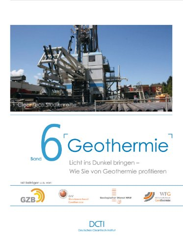 Geothermie (DCTI Studienreihe 6)