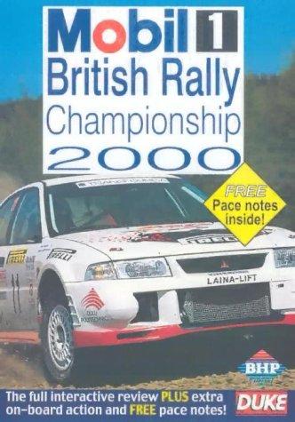 Mobil 1 British Rally Championship: 2000 [DVD]