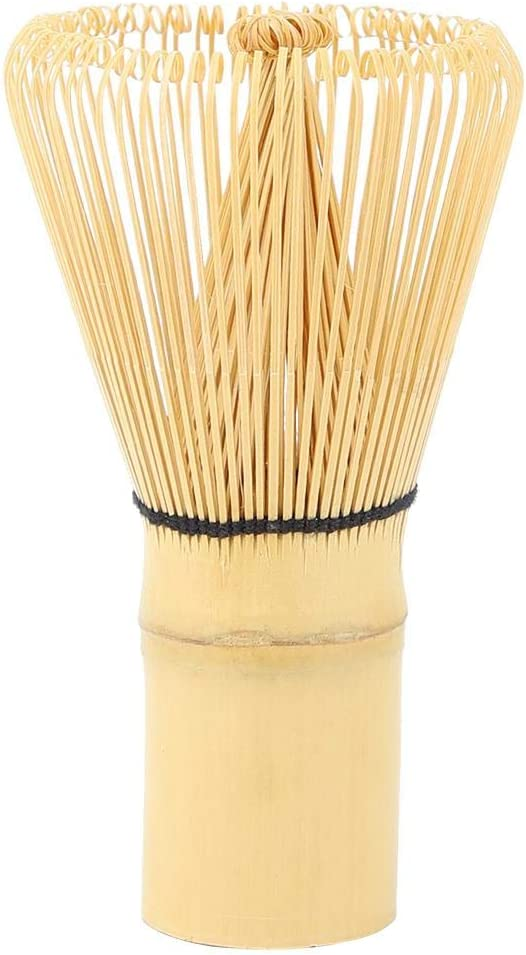 Direct stock discount Cocosity Translated Matcha Whisk Traditional Long Bamboo Tea Handle