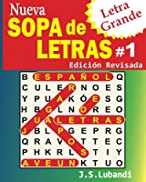 Nueva Sopa De Letras (Nueva Sopa de Letras #1 (Letra Grande))