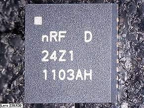 Nordic NRF24Z1 2.4GHz Wireless Audio Streaming Transceiver VFQFN-36 IC, Qty-5